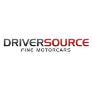 classic car dealership: driver source fine motorcars logo