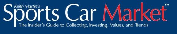 classic cars for sale: Sports Car Market Logo